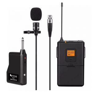 Петличный микрофон Fifine K037 с Алиэкспресс