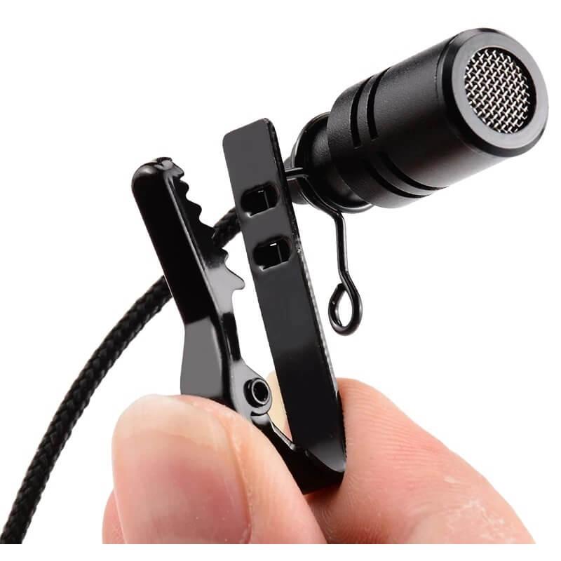 Петличный микрофон Ollivan с Алиэкспресс