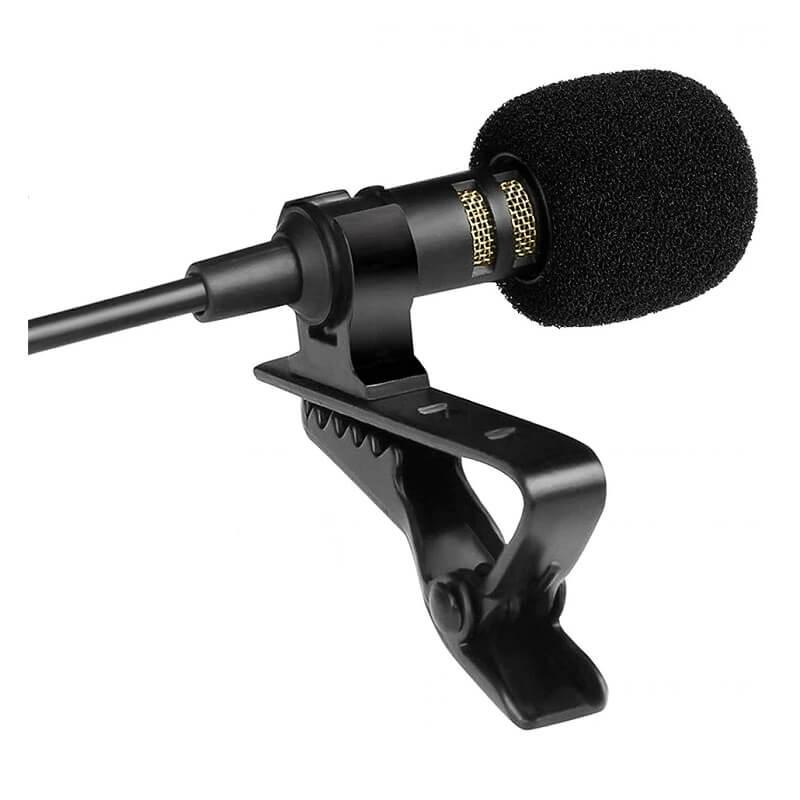 Петличный микрофон WaterLowrie с Алиэкспресс