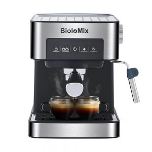 Рожковая кофемашина Biolomix CM6863 с Алиэкспресс