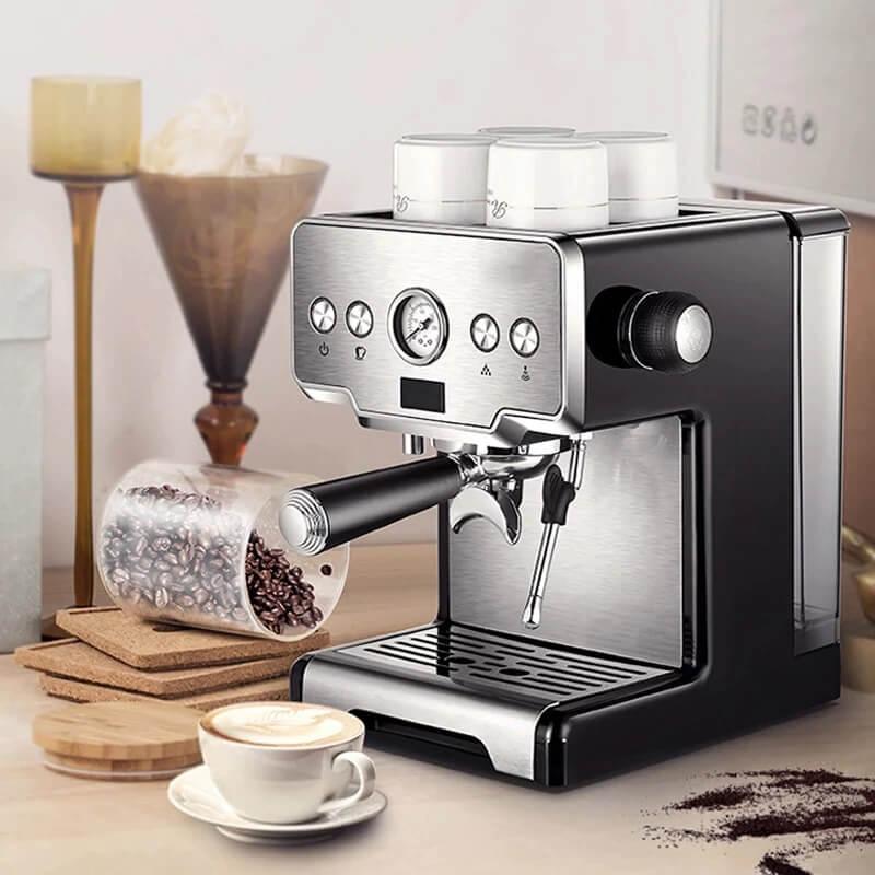 Рожковая кофемашина Itop IT-CRM3605 с Алиэкспресс
