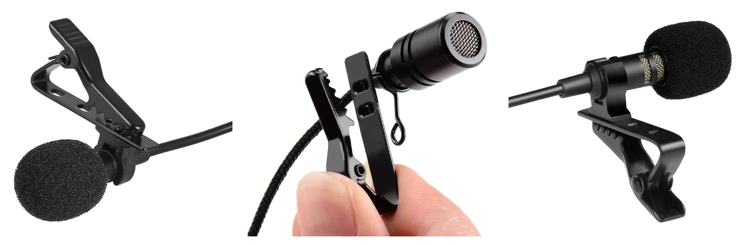 ТОП-10 петличных микрофонов с Алиэкспресс