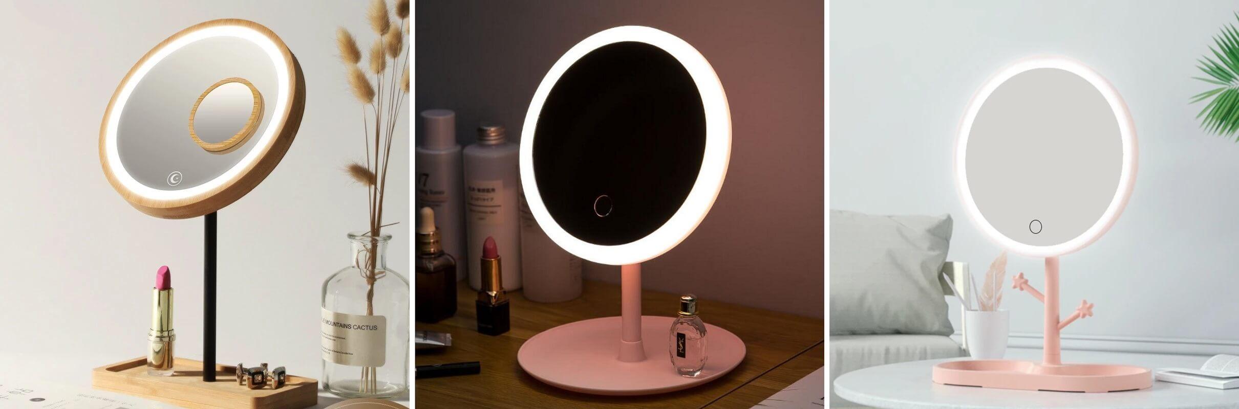 ТОП-10 зеркал с подсветкой с Алиэкспресс
