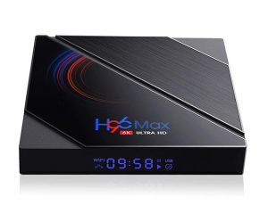 TV Box Lemfo H96 MAX H616 с Алиэкспресс