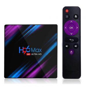 ТВ-приставка Vontar H96 Max с Алиэкспресс