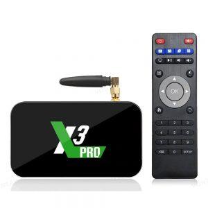 ТВ-приставка Vontar X3 Pro с Алиэкспресс