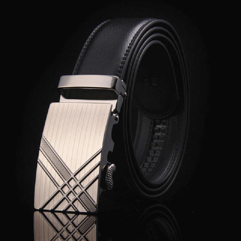 Мужской ремень из натуральной кожи CHD belt с Алиэкспресс