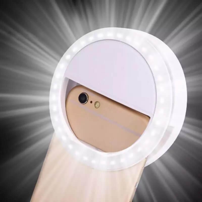 Кольцевая лампа для телефона Leing Fst с Алиэкспресс