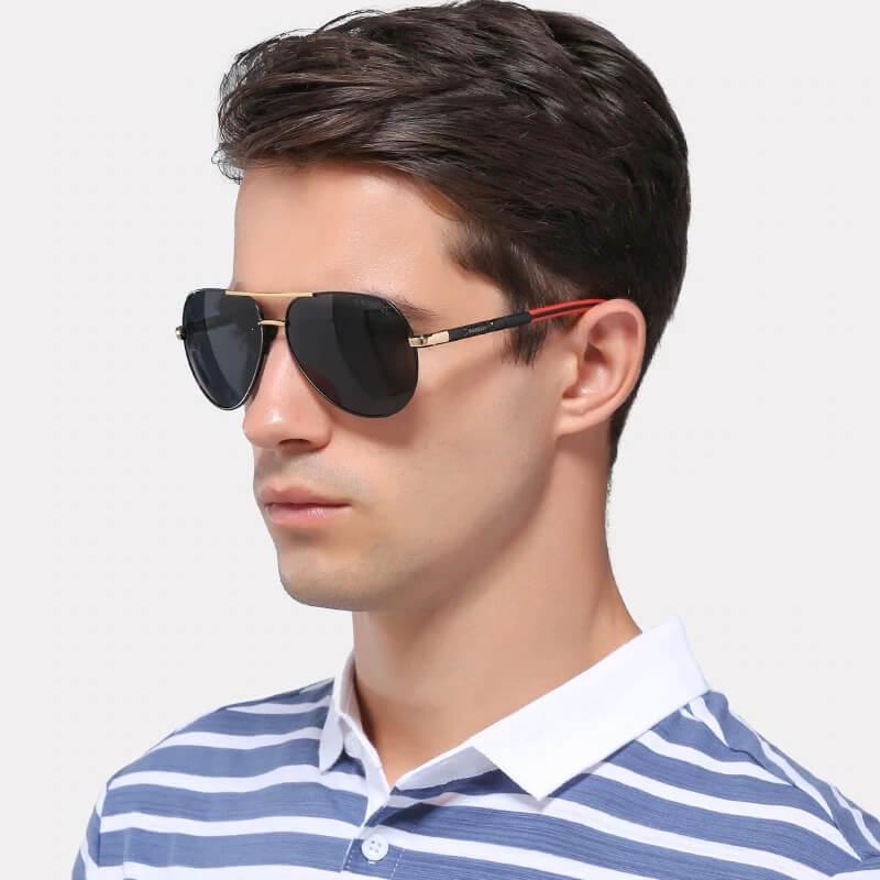Мужские солнцезащитные очки Kingseven K725 с Алиэкспресс
