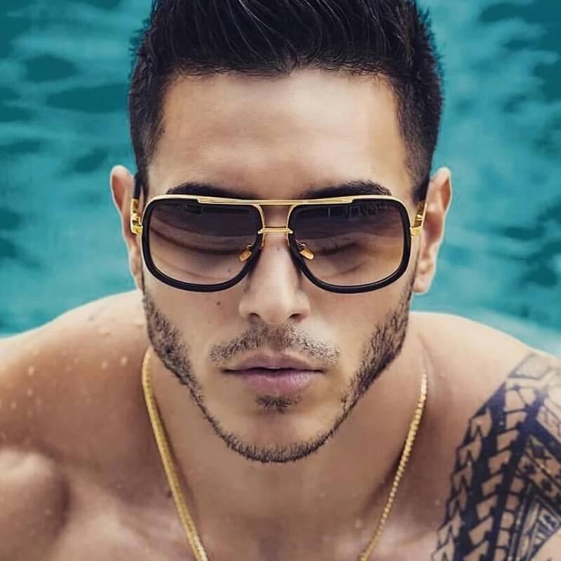 Мужские солнцезащитные очки Zxwlyxgx 617 с Алиэкспресс