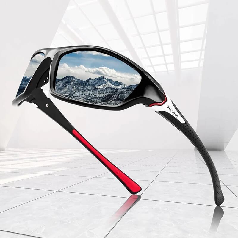 Мужские солнцезащитные очки Zxwlyxgx D120 с Алиэкспресс