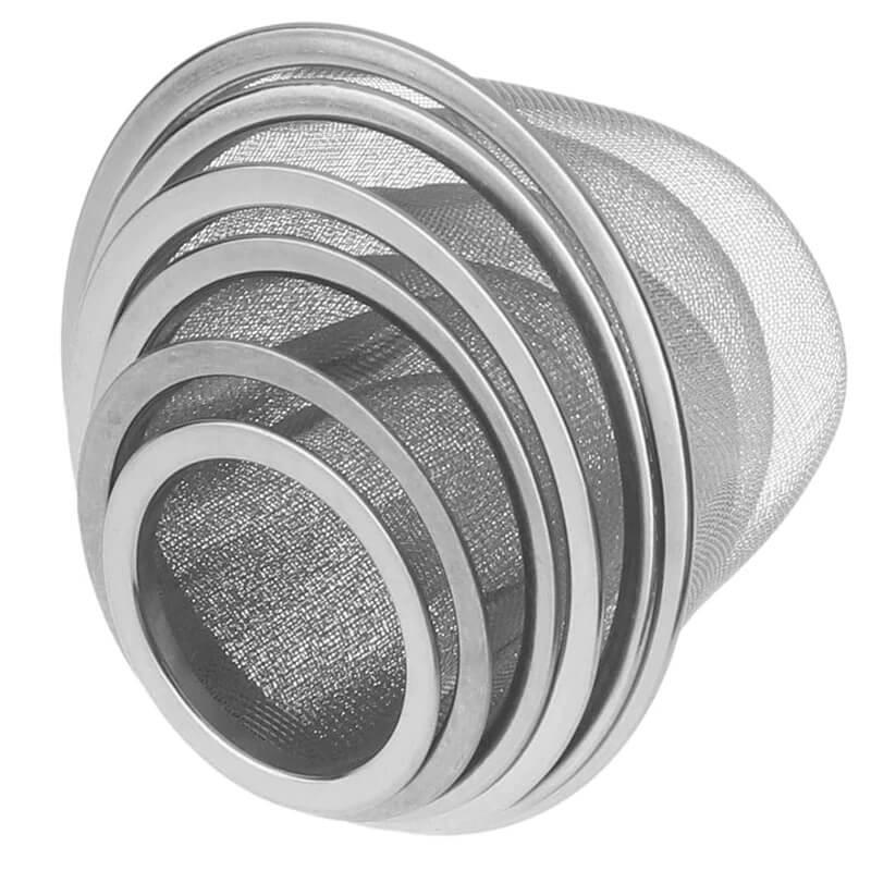Сетчатый фильтр для заварки чая TPXCKz с Алиэкспресс