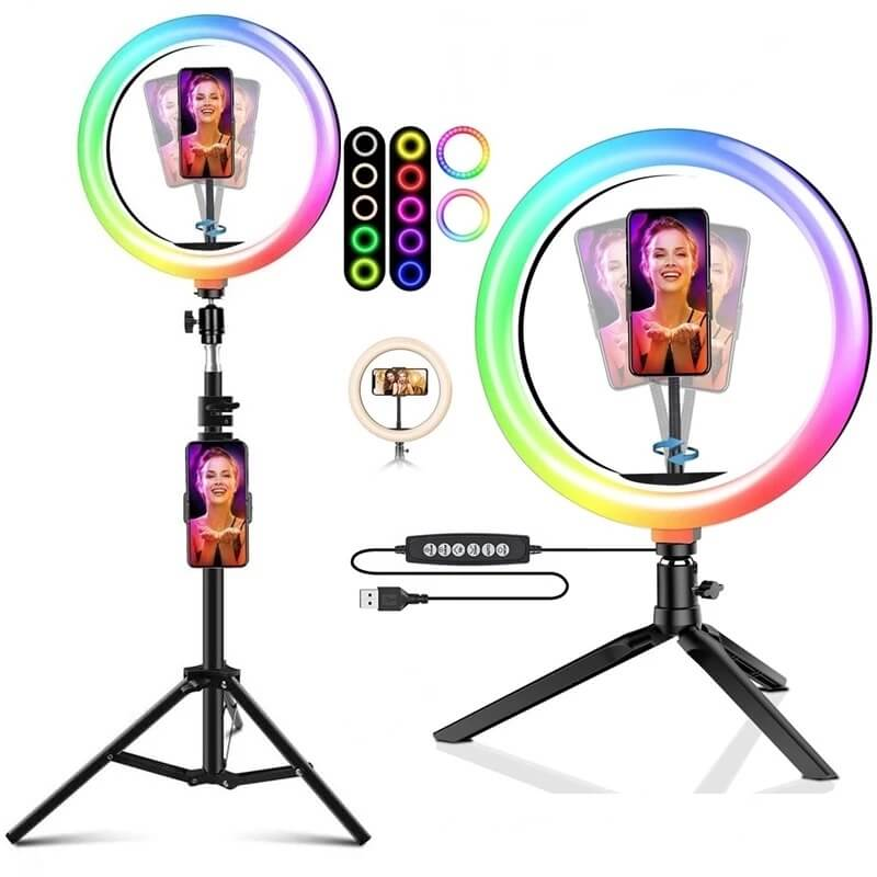 Светодиодная лампа-кольцо Tongdaytech с Алиэкспресс