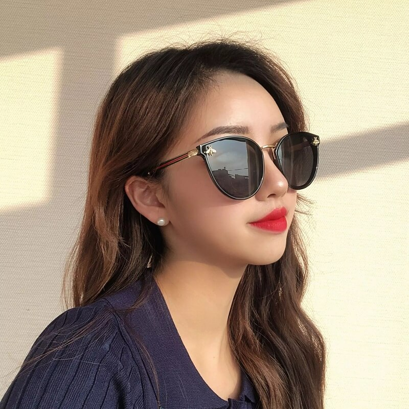 Женские солнцезащитные очки Mosilin 1204 с Алиэкспресс