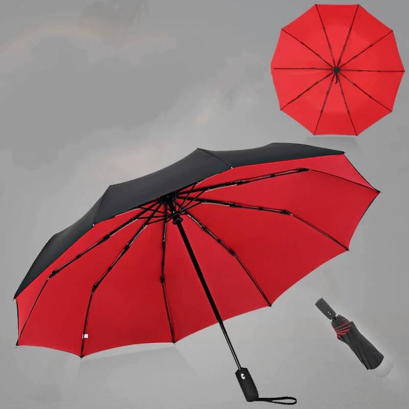 Автоматический складной зонт Topx YM-1212 с Алиэкспресс