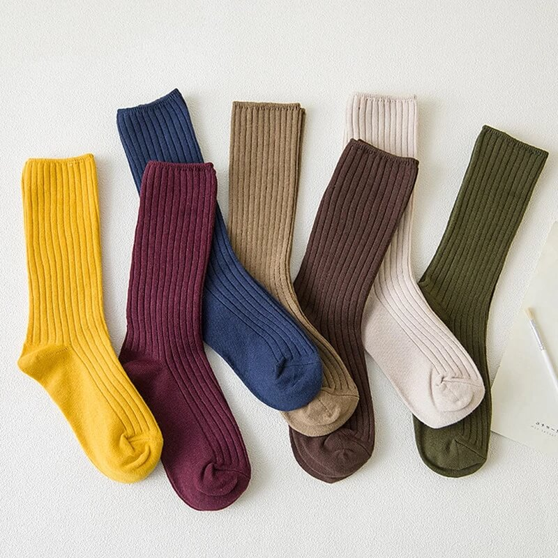Длинные женские носки Stephy Loi с Алиэкспресс