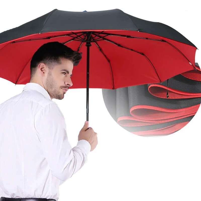 Двойной складной зонт Topx TM1212 с Алиэкспресс