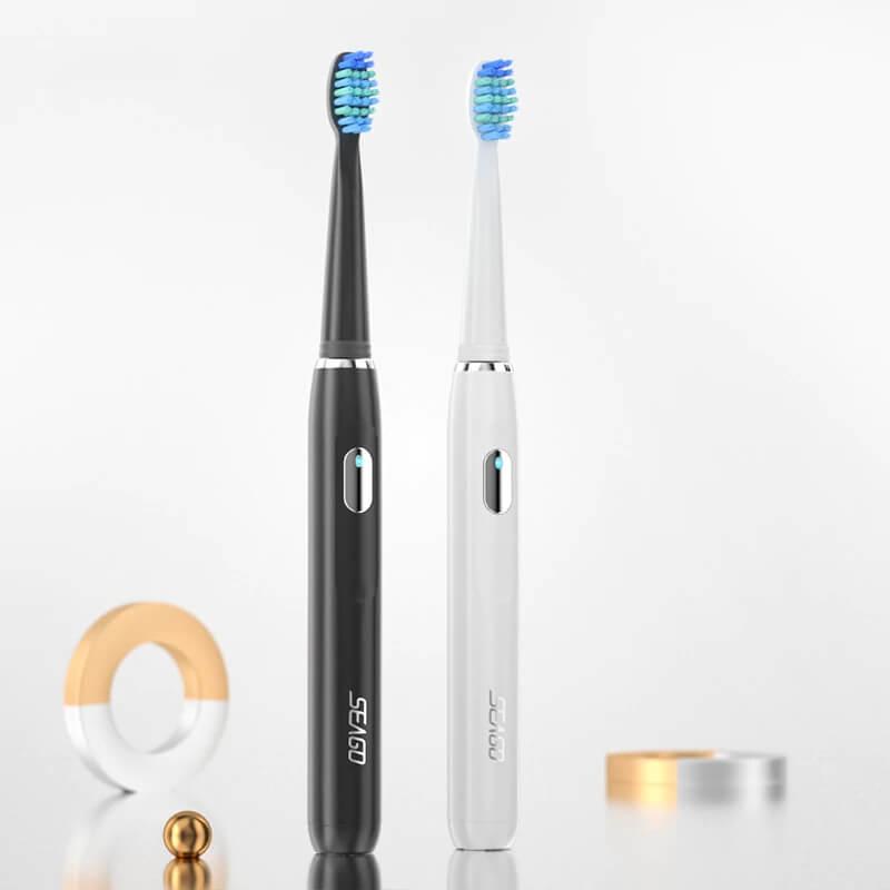 Электрическая зубная щетка Seago SG551 с Алиэкспресс