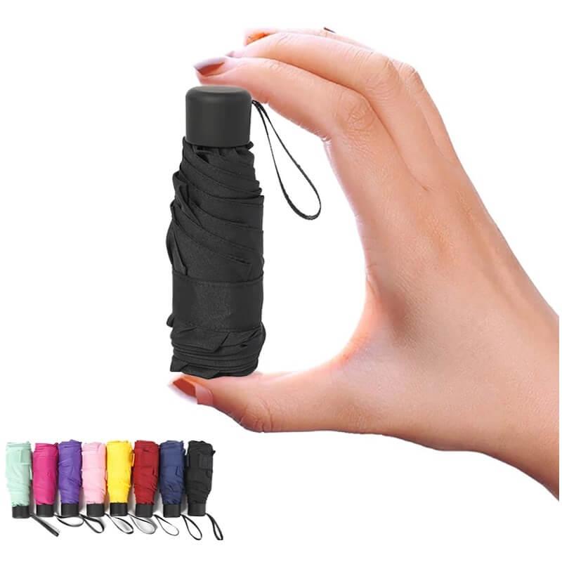 Карманный зонтик Black One с Алиэкспресс