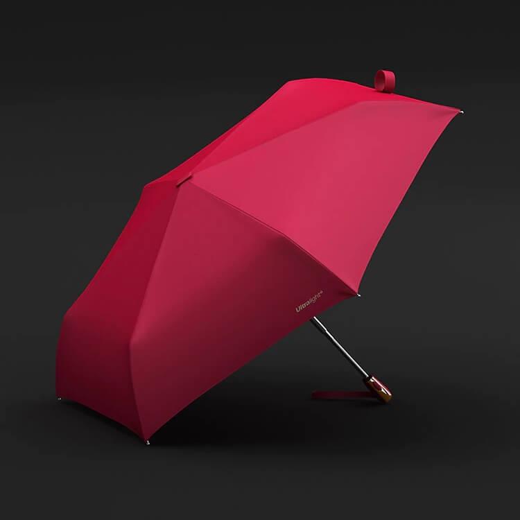 Лёгкий складной зонт Olycat OC2000 с Алиэкспресс