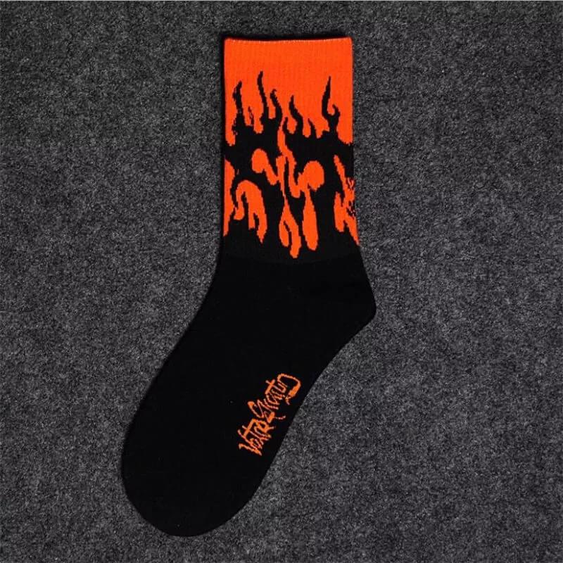 Модные мужские носки Walking Socks Z47 с Алиэкспресс