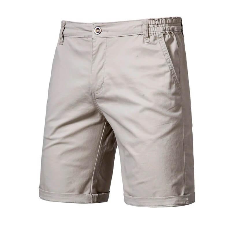 Мужские хлопковые шорты Negizber с Алиэкспресс