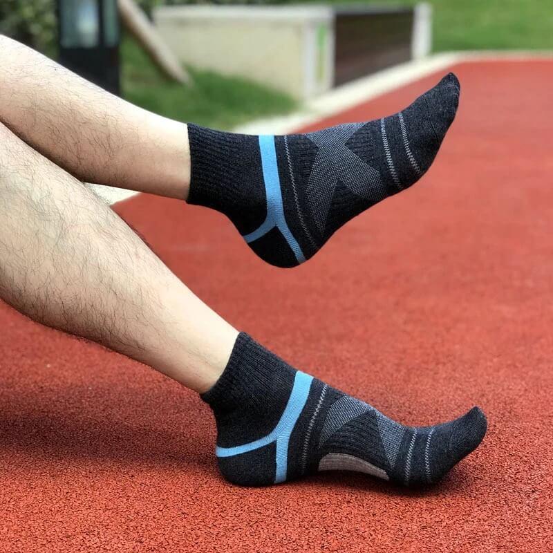 Мужские компрессионные носки Moda Mulaya с Алиэкспресс