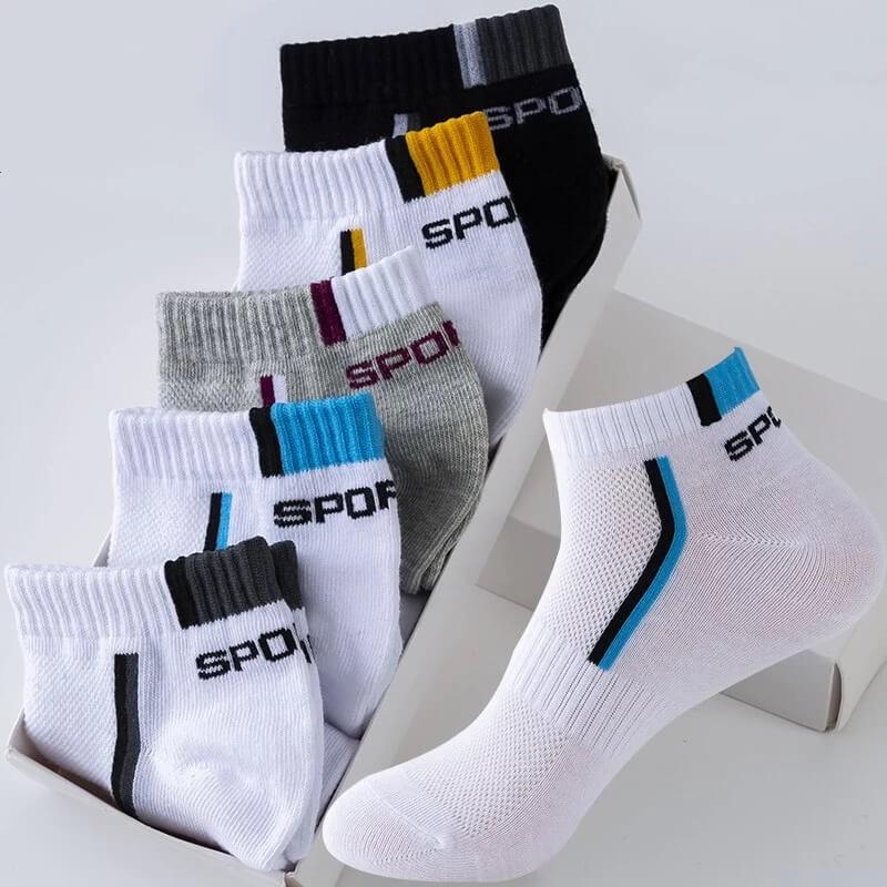 Мужские короткие носки Socob Socks Factory с Алиэкспресс