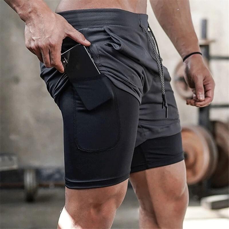 Мужские спортивные шорты Siperlari с Алиэкспресс