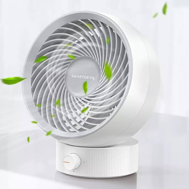 Настольный usb-вентилятор SmartDevil с Алиэкспресс