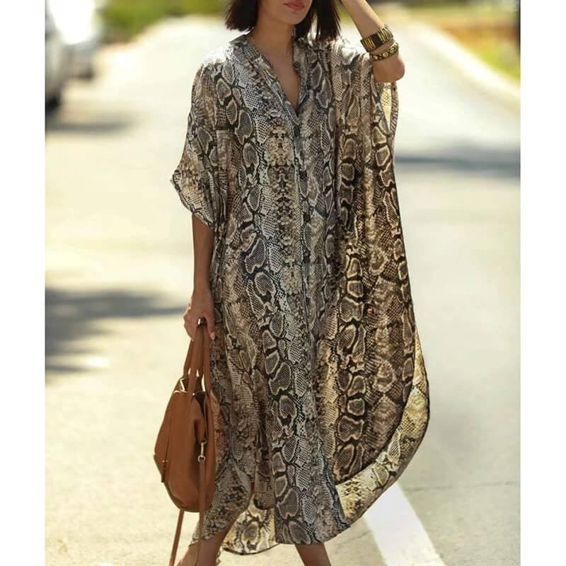 Пляжное платье Sunforyou с Алиэкспресс