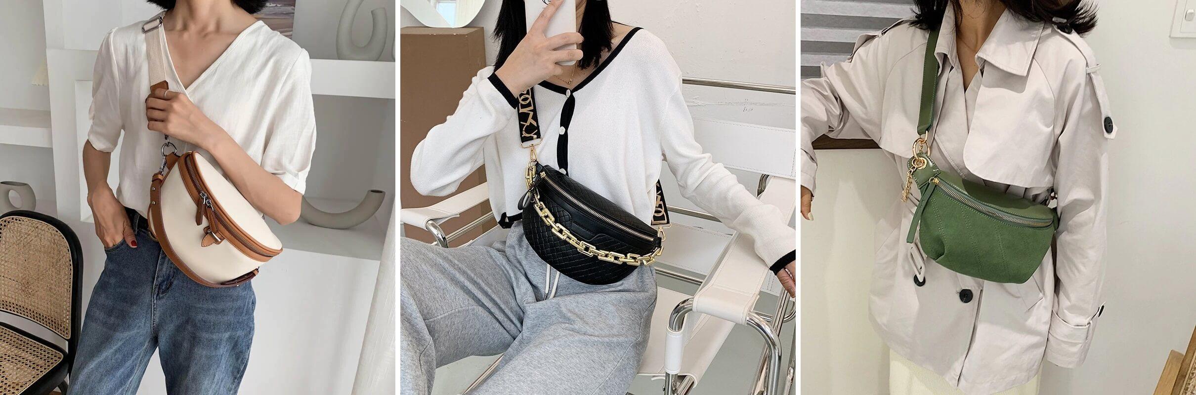 ТОП-10 женских поясных сумок с Алиэкспресс