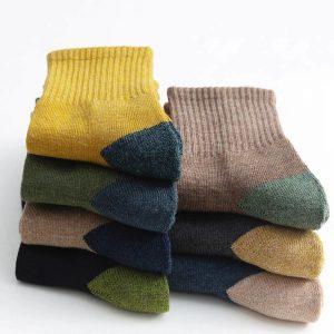 Тёплые мужские носки Shop5160105 с Алиэкспресс