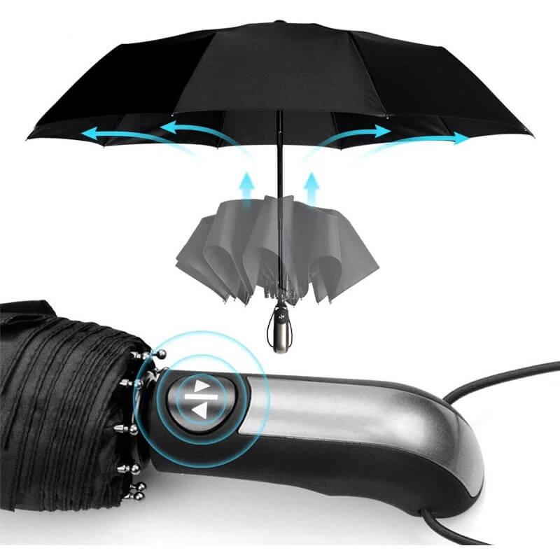 Ветроустойчивый зонт Topx YT-164 с Алиэкспресс