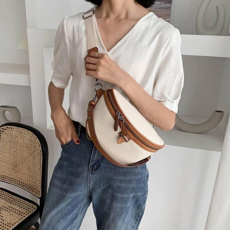 Женская поясная сумка Zocilor с Алиэкспресс
