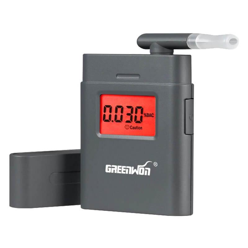 Алкотестер Greenwon AT-838 с Алиэкспресс