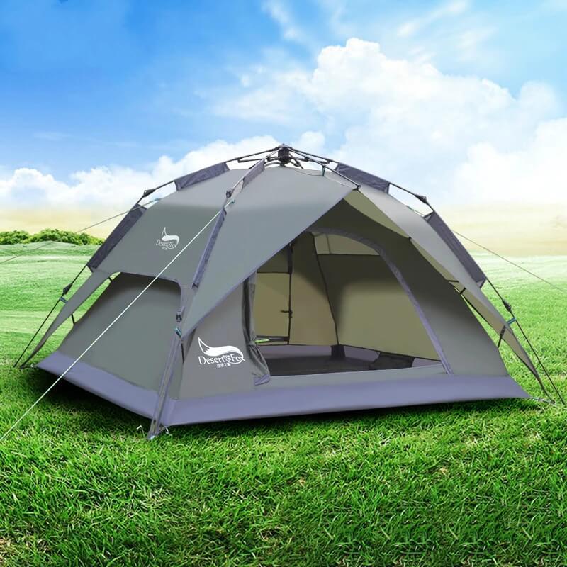 Автоматическая походная палатка Desert&Fox с Алиэкспресс