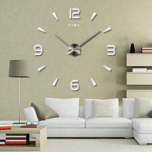 Большие настенные часы Preciser с Алиэкспресс