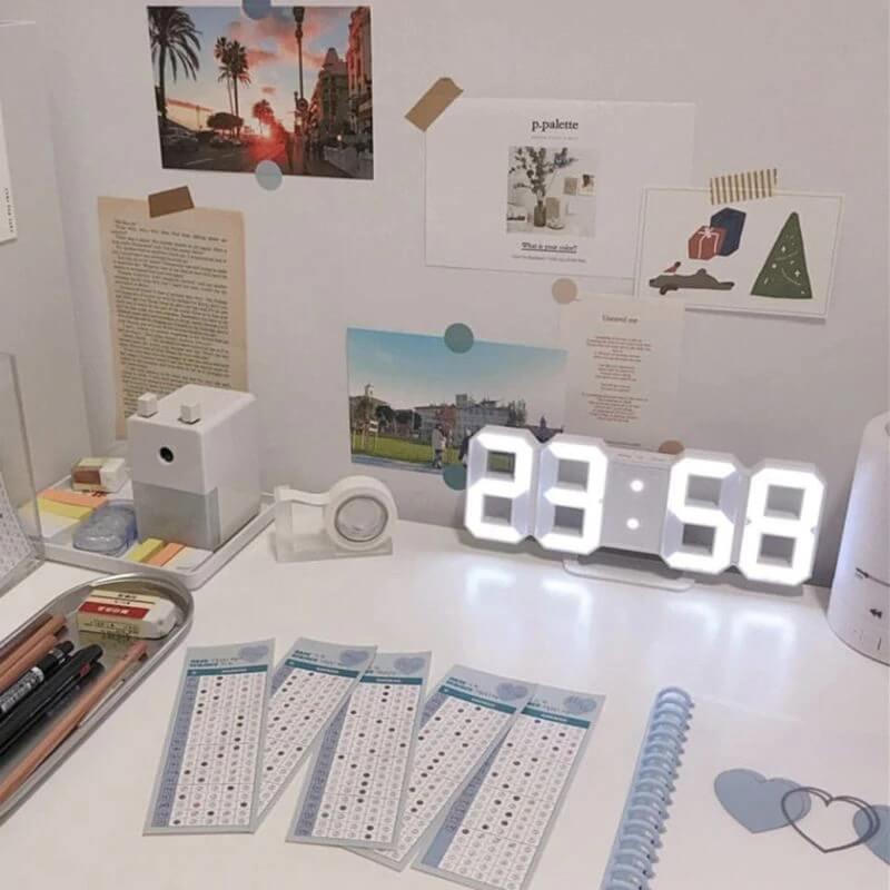 Электронные настенные часы W&G 00251 с Алиэкспресс