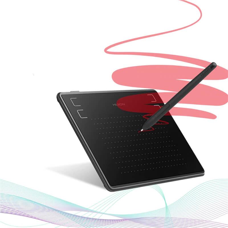 Графический планшет Huion H430P с Алиэкспресс