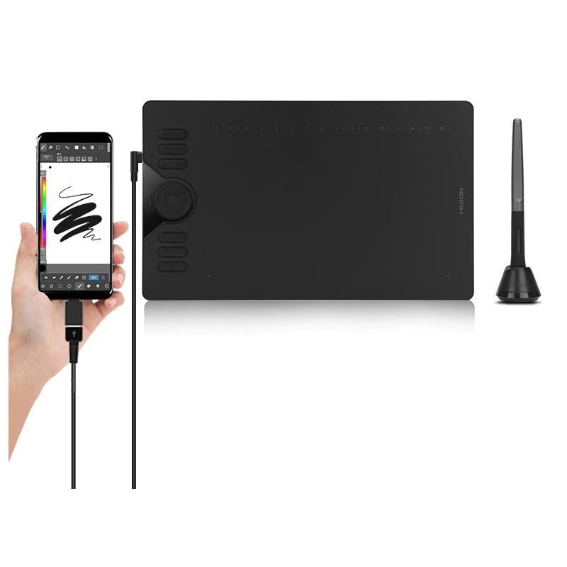Графический планшет Huion HS610 с Алиэкспресс
