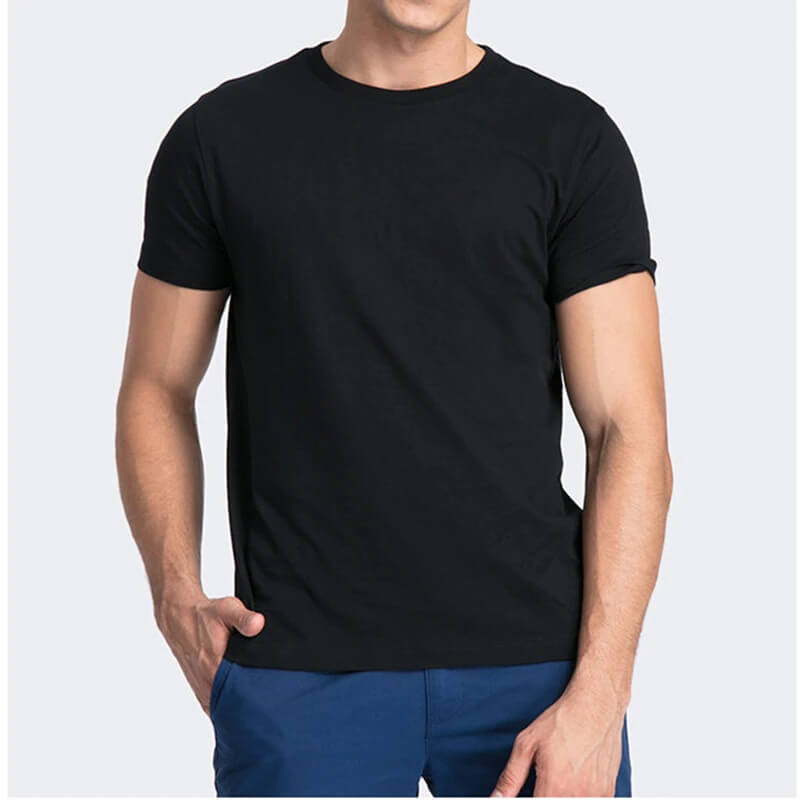 Мужская хлопковая футболка Marlon с Алиэкспресс