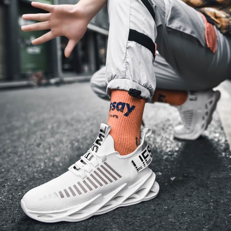 Мужские кроссовки Moying с Алиэкспресс