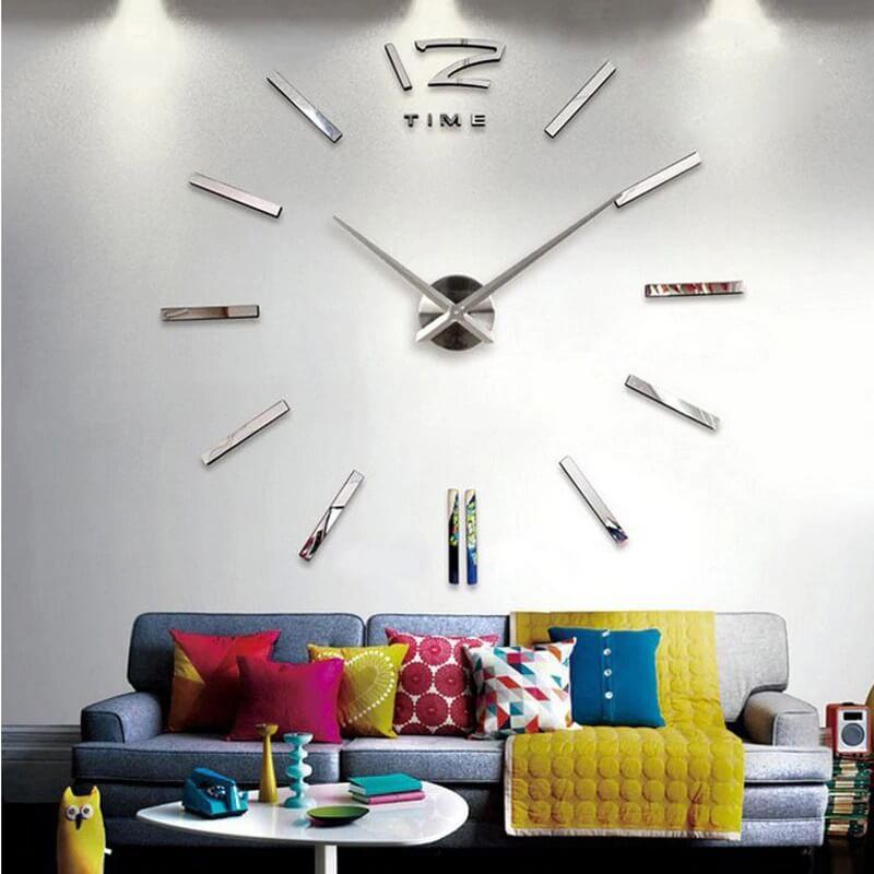 Настенные 3D-часы Joid'art 12S003 с Алиэкспресс