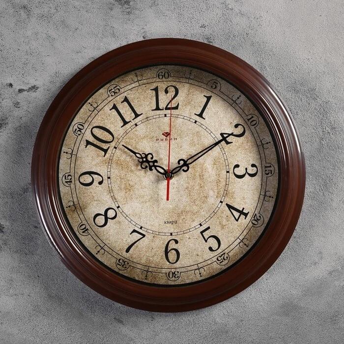 Настенные часы Классика ретро с Алиэкспресс