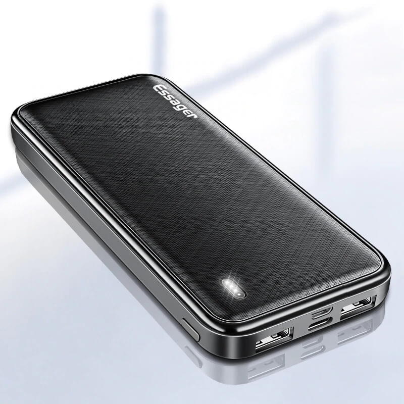 Портативное зарядное устройство Essager 10000 мАч с Алиэкспресс