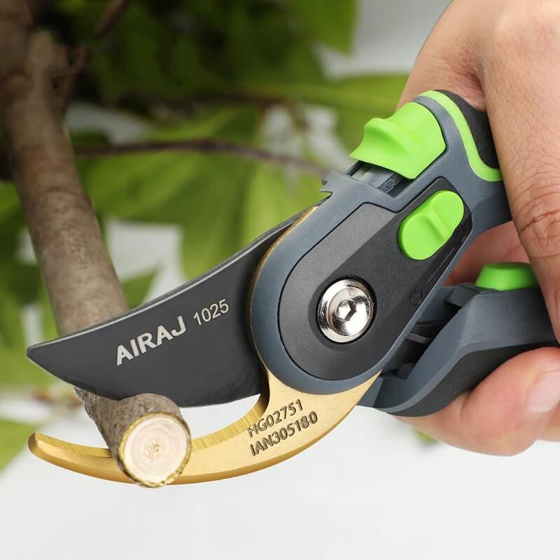 Садовый секатор Airaj Tool 1023 с Алиэкспресс