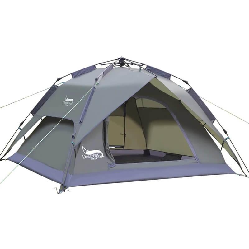 Складная палатка для кемпинга Desert&Fox с Алиэкспресс