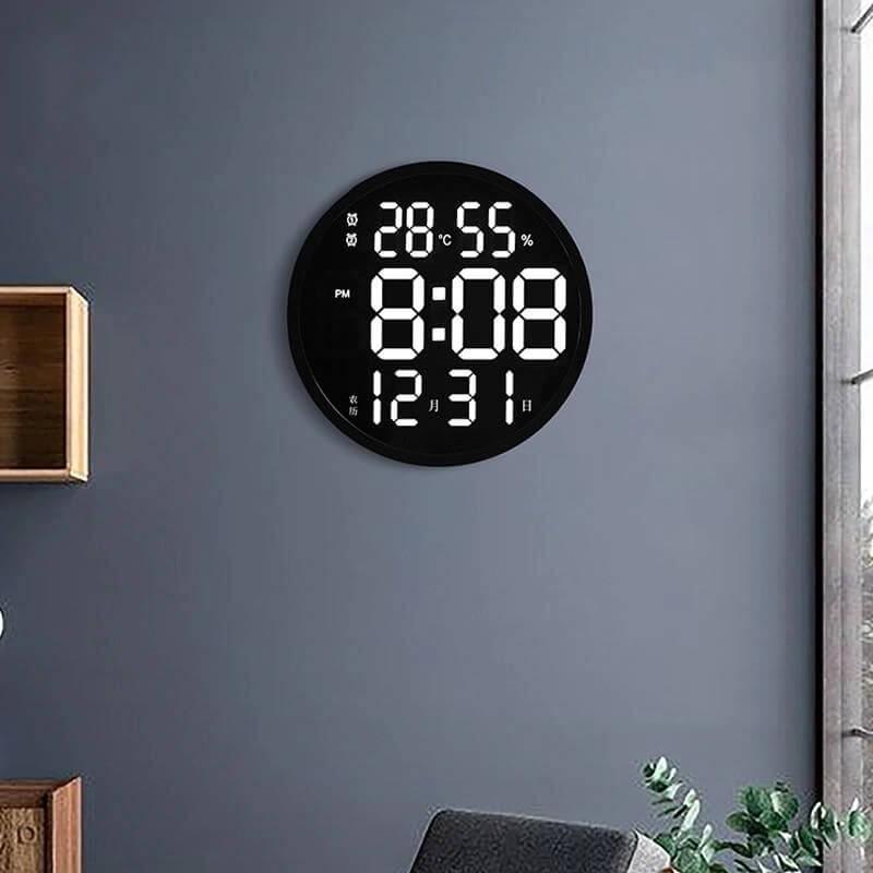 Светодиодные настенные часы TC Timestyle с Алиэкспресс