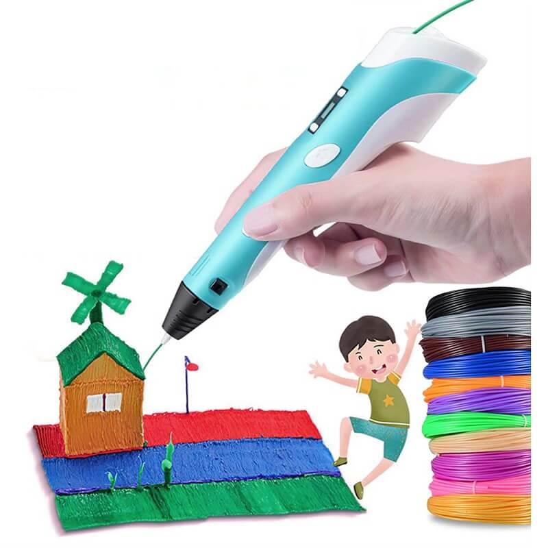 3D-ручка HooMore 01 с Алиэкспресс
